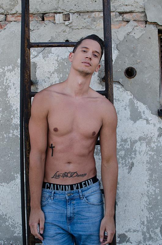 Stefan Chance Model Management